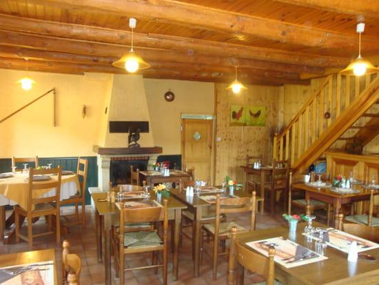 Auberge de L'Ance  - salle de restaurant -