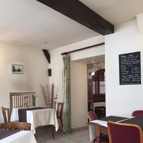 , Restaurant : Auberge de la Tour de Freteval
