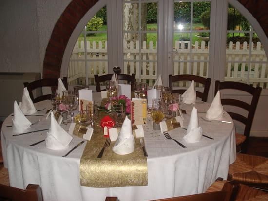 Auberge de la Vallée  Lozanne  - SALLE DE RECEPTION -