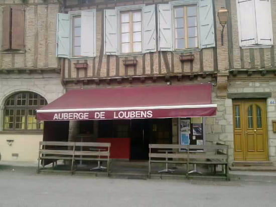 Auberge de Loubens