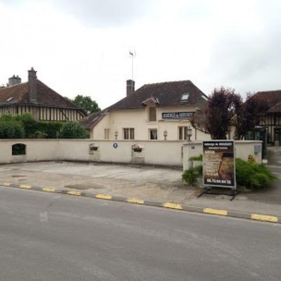 Auberge de Moussey