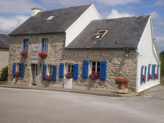 Auberge de Quilinen  - Façade restaurant -   © Véronique