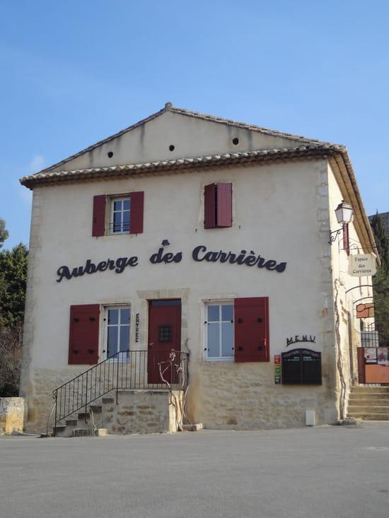 Auberge des Carrières  - facade -
