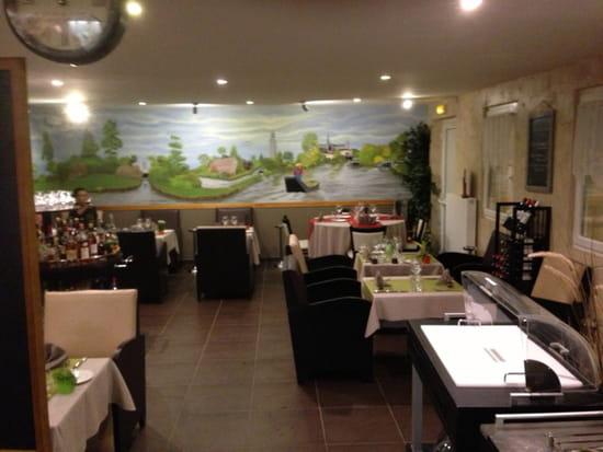, Restaurant : Auberge des hortillonnages  - Salle à manger -