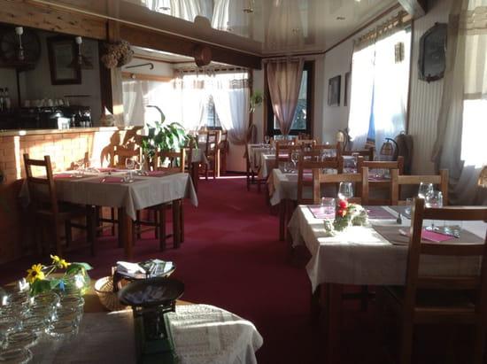 , Restaurant : Auberge des Vignerons