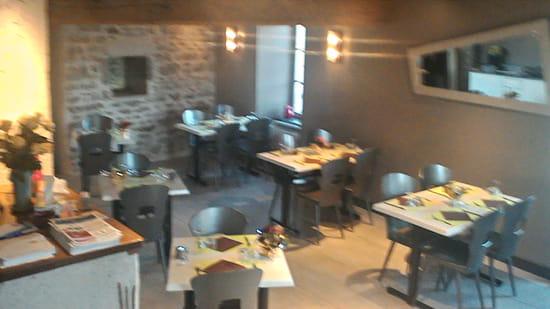 Auberge du Château  - salle de restaurant -