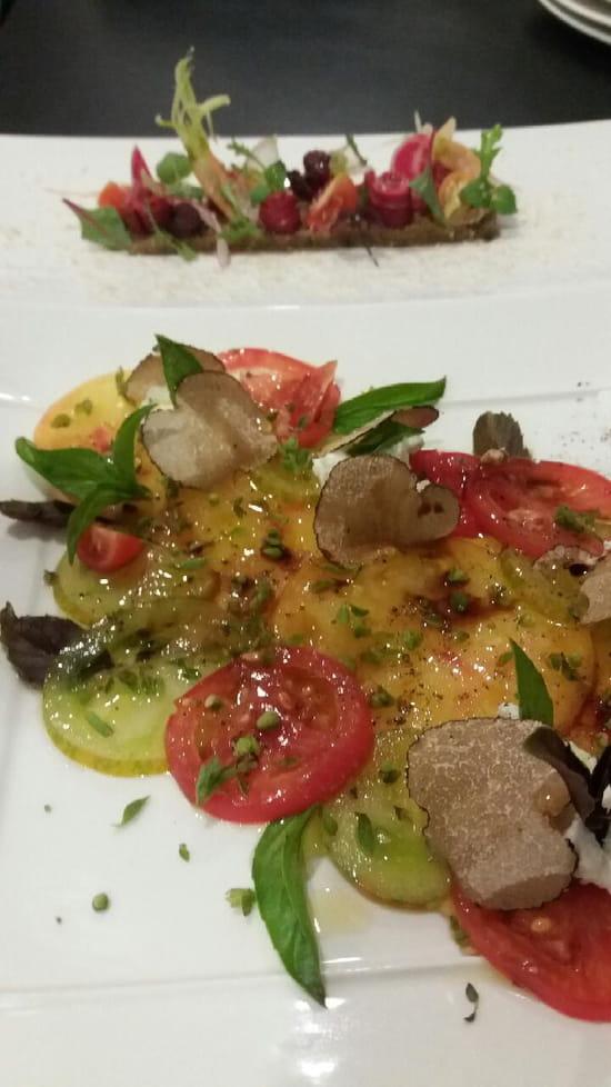Auberge du Fenouillet  - Tomates gustatives du potager -