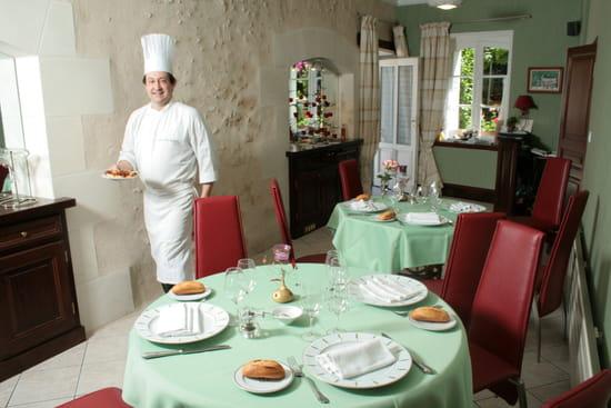 Auberge du Mail  - 2ème salle de restaurant -