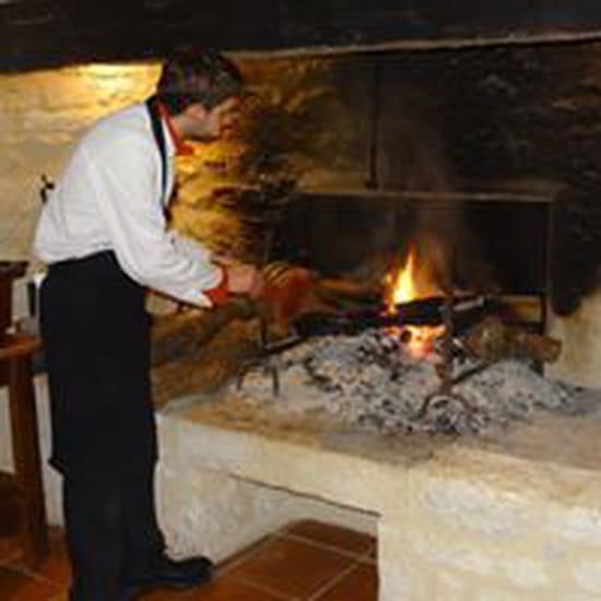 Auberge du Mas D'Aspech  - le chef -
