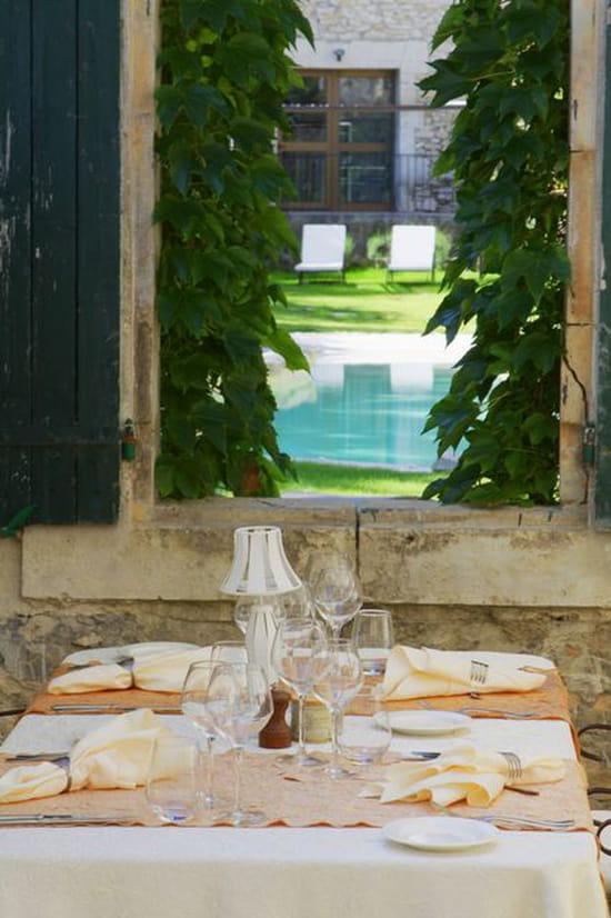 Auberge Du Parc Restaurant Proven 231 Al 224 Orgon Avec Linternaute