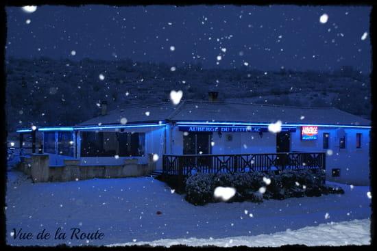 Auberge du Petit Lac  - En hiver .... -   © Maya