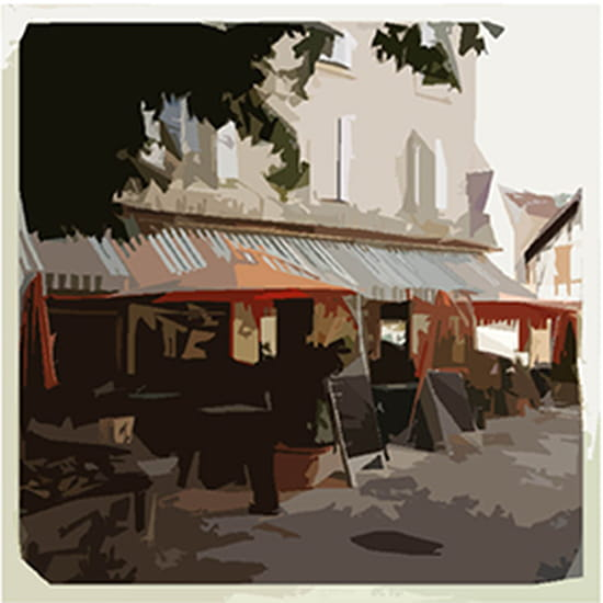 Auberge du Puits - Chez Claudine