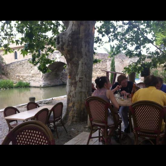 , Restaurant : Auberge du Somail