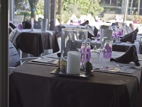 Auberge Fleurie  - Table terrasse -