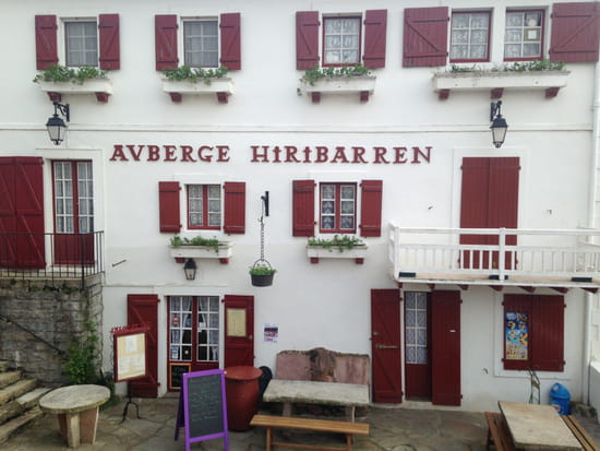 Auberge Hiribarren
