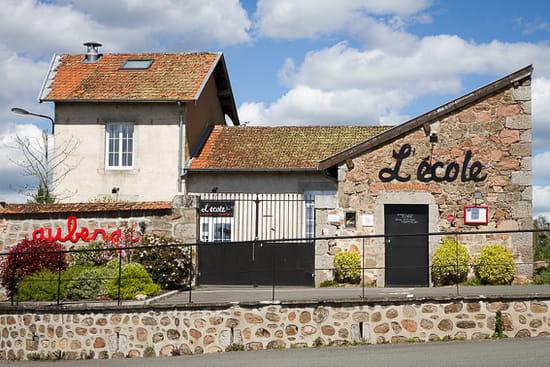 Auberge L'Ecole  - L'Auberge l'Ecole -   © Véronique Popinet