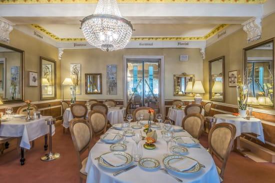 Auberge Napoleon  - salle à manger -   © Sandrine Rivière