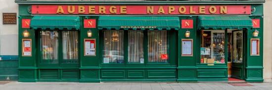 Auberge Napoleon  - Facade restaurant -   © Sandrine Rivière