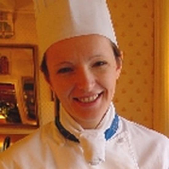 Auberge Napoleon  - La Chef Agnès -   © f.caby