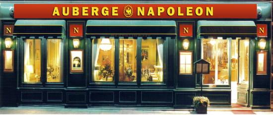 Auberge Napoleon  - façade -   © Frédéric Caby