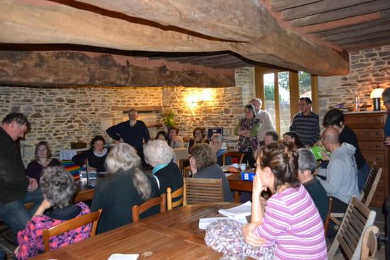 Auberge paysanne le jardin des aromates restaurant bio for Auberge le jardin