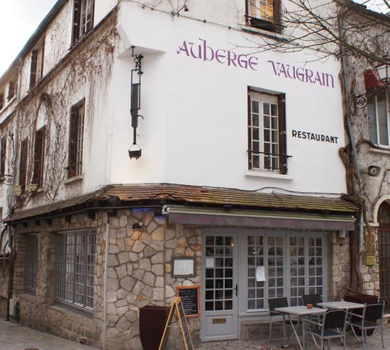 Auberge vaugrain restaurant de cuisine traditionnelle for Auberge de crisenoy melun