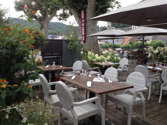 , Restaurant : Aux Berges de la Vezere