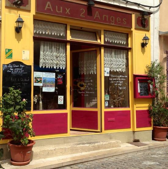 , Restaurant : Aux Deux Anges