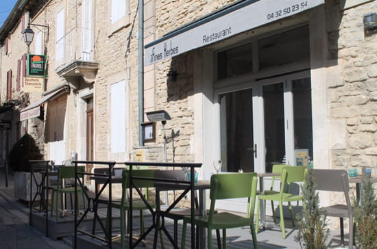 , Restaurant : Aux Fines Herbes