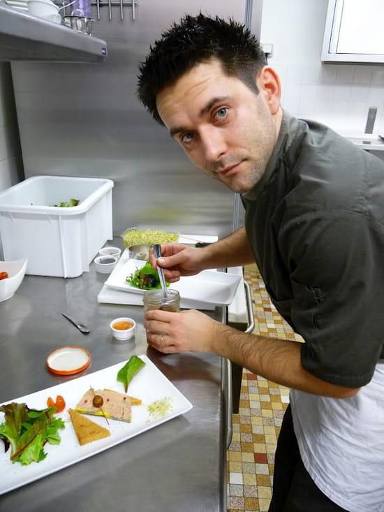 Aux Fourneaux  - Miguel Bertho: chef de cuisine -