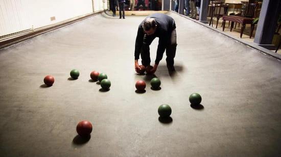 Aux P'tits Joueurs  - la boule Nantaise -