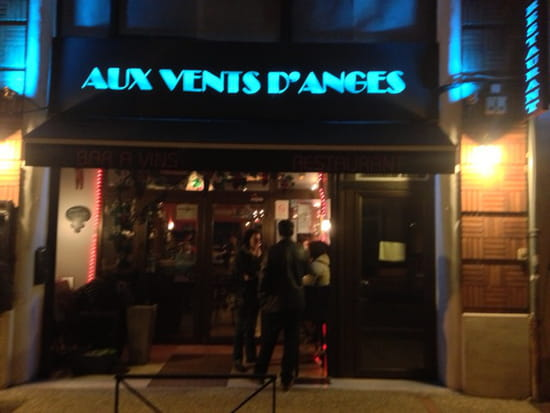, Restaurant : Aux Vents d'Anges
