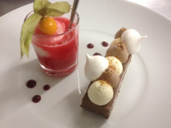 , Dessert : Bambou et Basilic