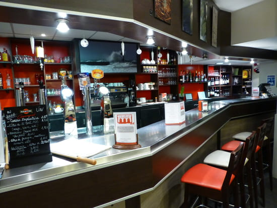 Bar brasserie la Nèhe  - Le Bar -