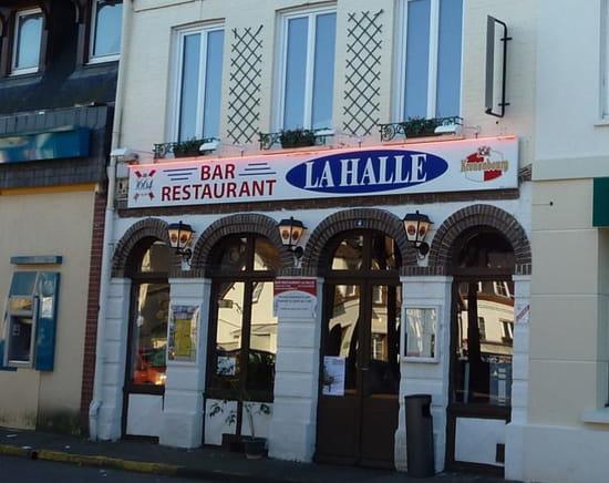 Bar Restaurant de la Halle  - La Halle Damville -   © JP Leguay