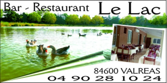 Bar Restaurant du Lac