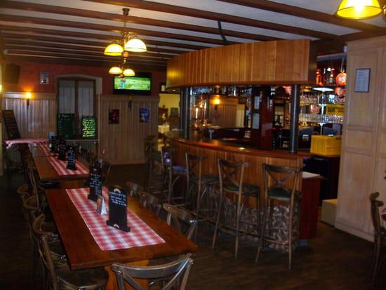 Bar Restaurant la Demi-Lune  - Notre Bar -