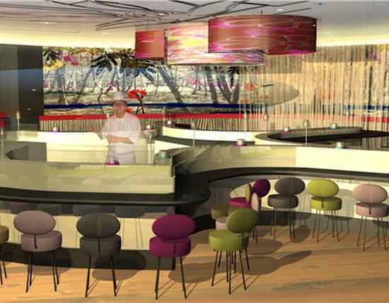 Baramaki restaurant japonais paris avec l 39 internaute - Restaurant japonais tapis roulant paris ...