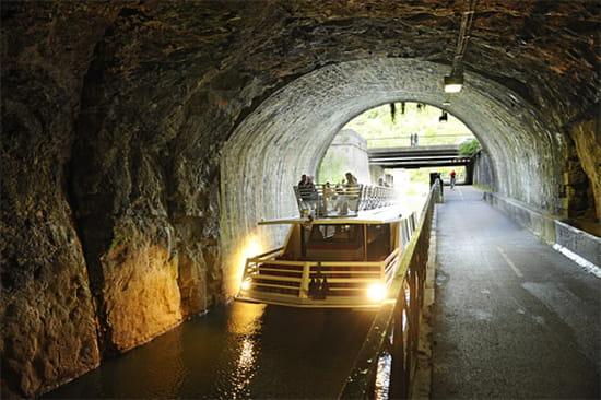 Bateau de Besançon le Vauban