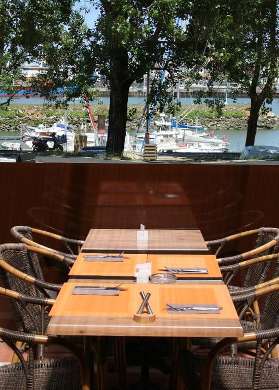 Bilgola Café  - Vue sur le port de plaisance -
