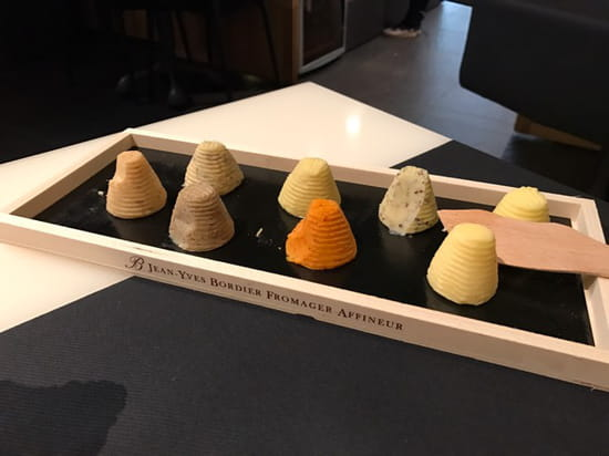 , Restaurant : Bistro Autour du Beurre