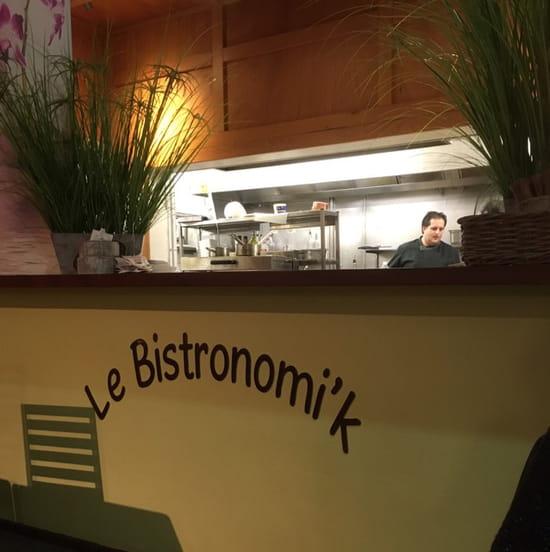 , Restaurant : Bistronomi'k