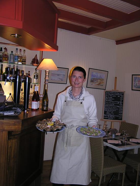 Bistrot de la Mer Chez Aurélie  - Aurélie vous accueille dans une ambiance chaleureuse -   © gioia