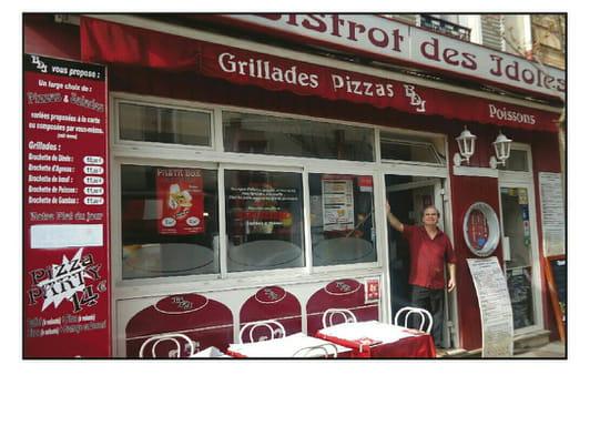 , Restaurant : Bistrot des Idoles