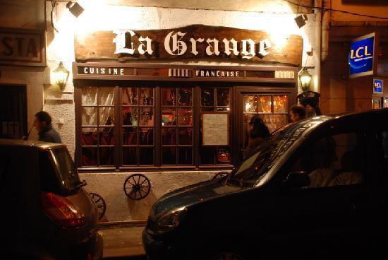 Bistrot La Grange
