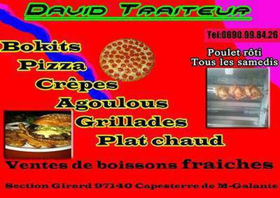 , Restaurant : Bistrot Zen  - Pizza bokit crêpes  -