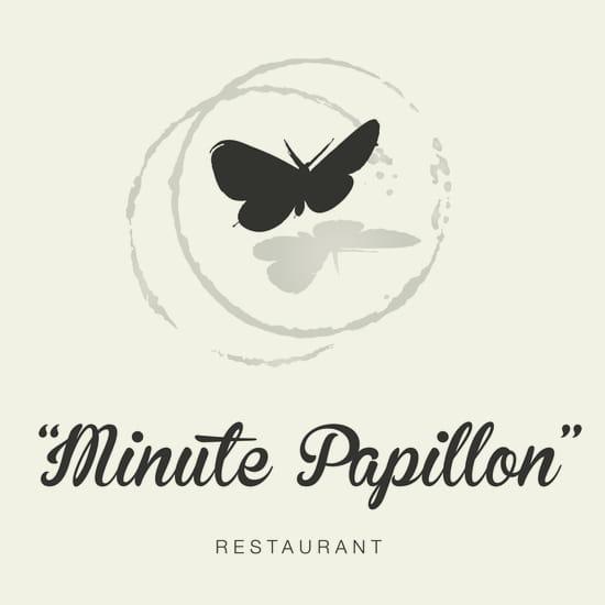Bmc-Minute Papillon  - logo minute papillon restaurant -   © minute papillon