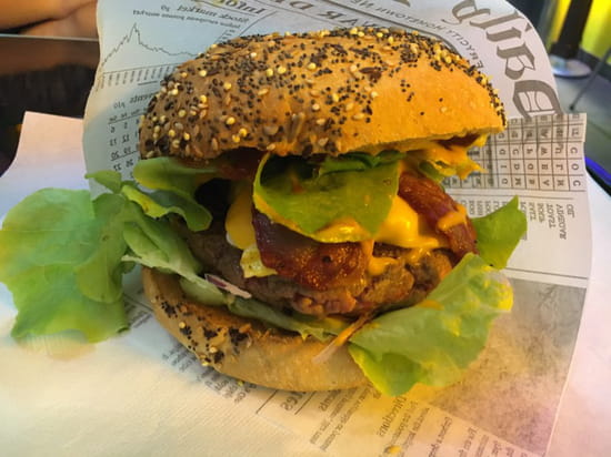 , Restaurant : Boogui Burger
