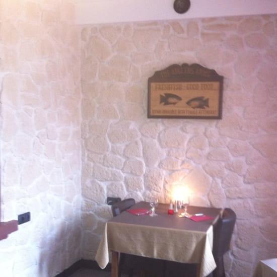, Restaurant : Bord de la Moder