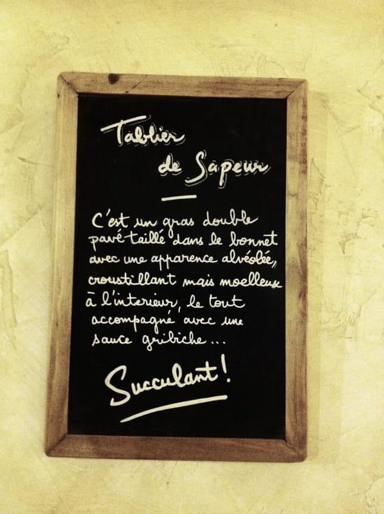 Bouchon lyonnais Chez Louise